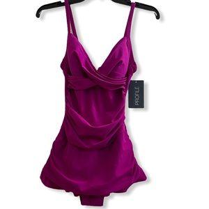 Profile by Gottex Tutti Fruiti Swimsuit Dress